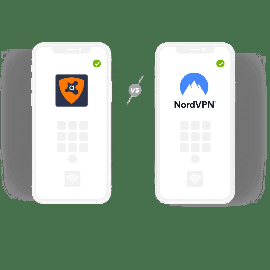 Avast VPN vs NordVPN