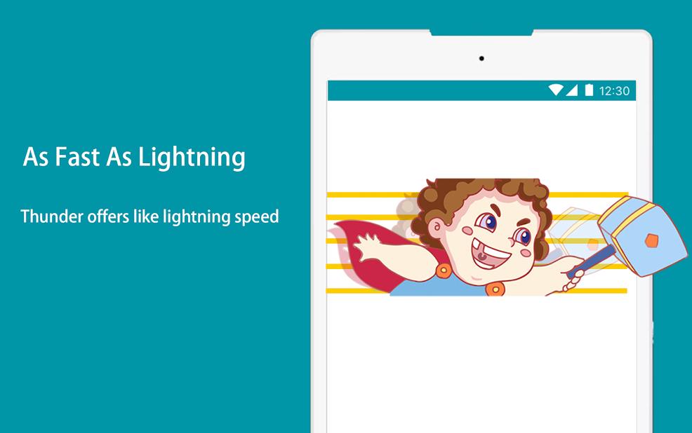 Thunder VPN Speed